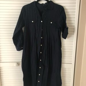 Gap Navy Dress